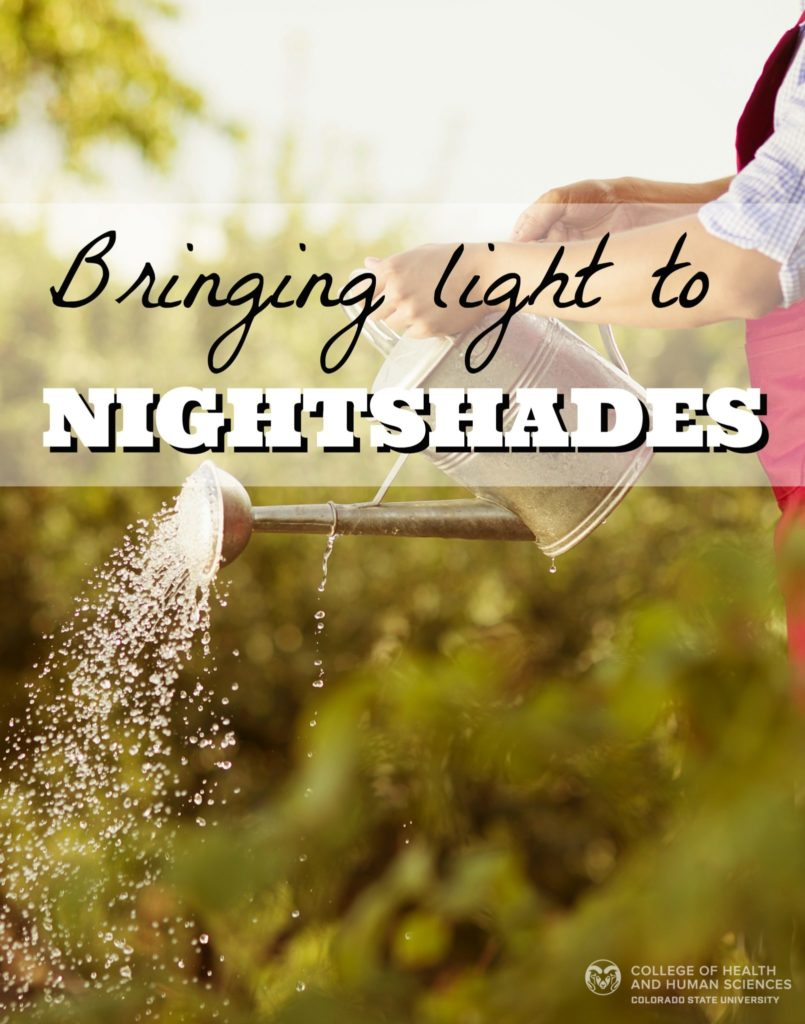 Bringing light to nightshades graphic