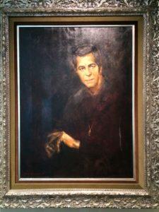 Portrait of Blackwell