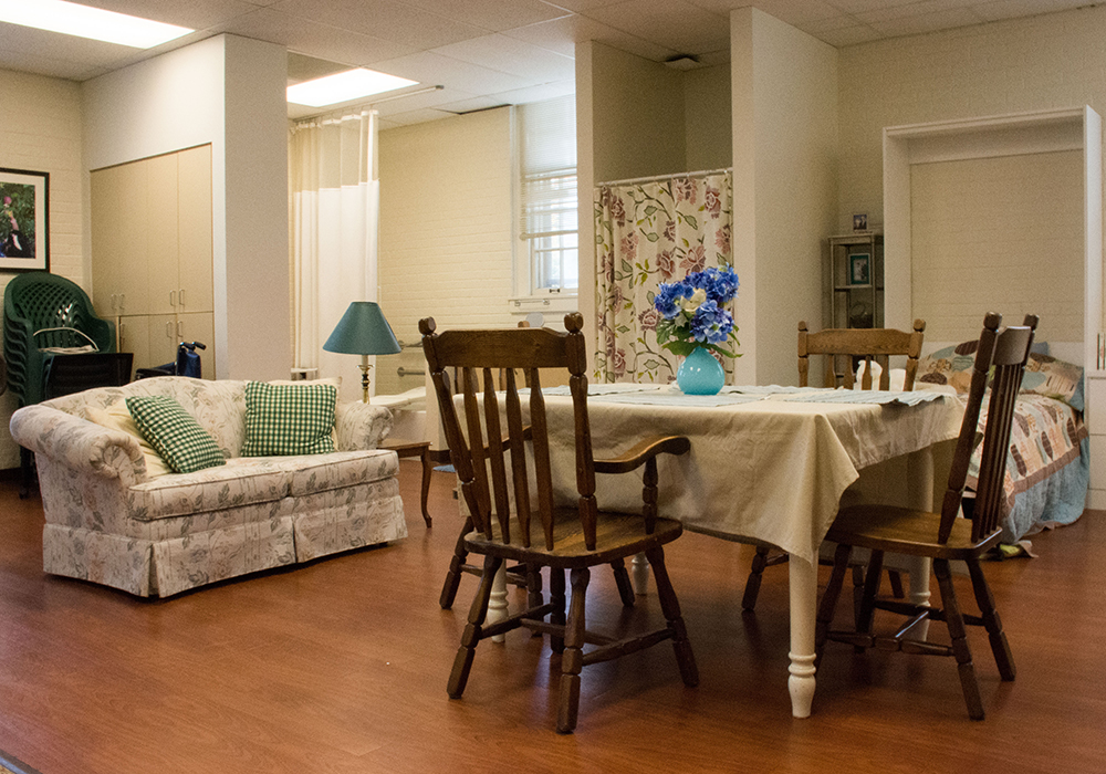 Apartment Environment