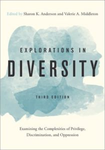 Explorations In Diversity Book Jacket