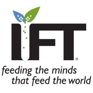 The Institute of food Technologists logo with their slogan