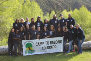 camp counselors from camp to belong colorado