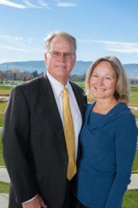 Jeff and Debbie McCubbin