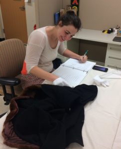 Jessica Shaver writes about an intem she has been studying.