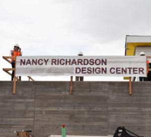 NRDC sign