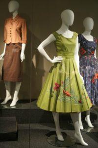 Dior 'New Look' dresses