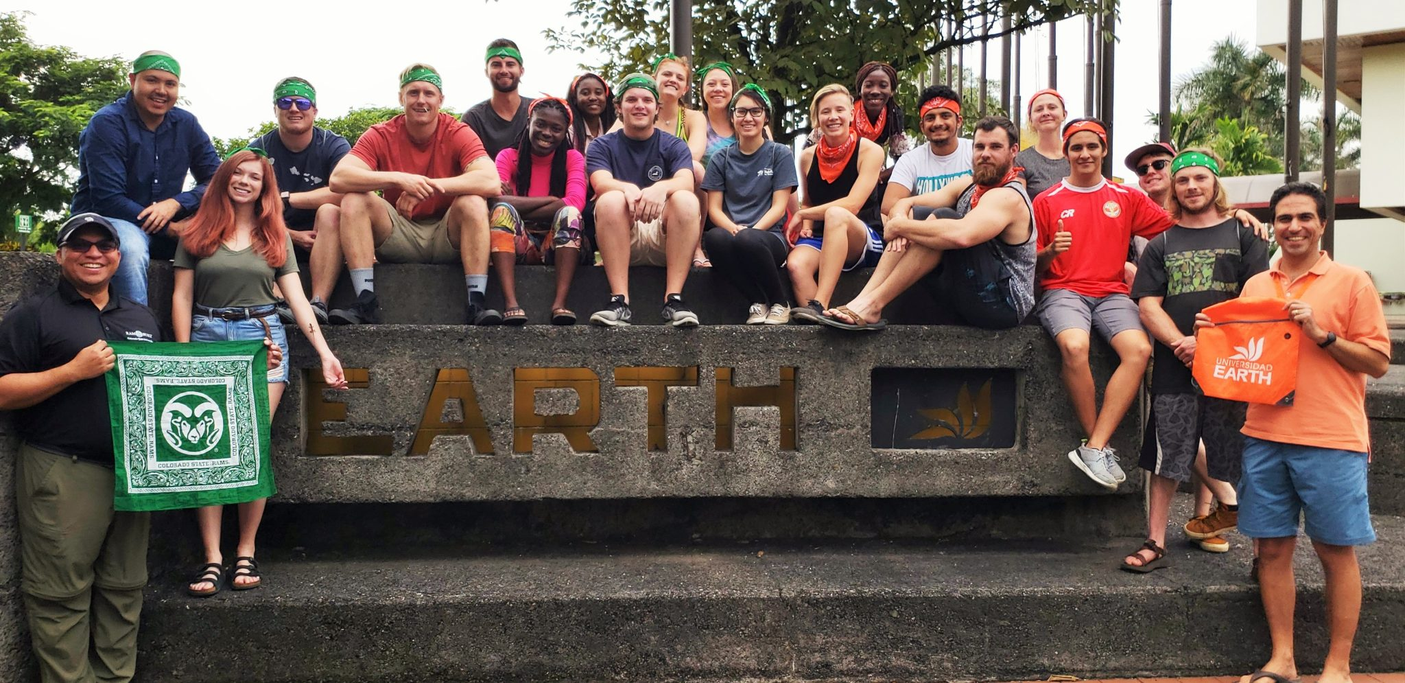 Class group in Costa Rica