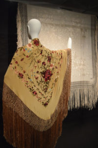 Manila shawl from the Avenir Museum of Design and Merchandising collection