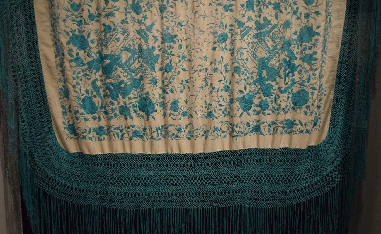 A Manila shawl