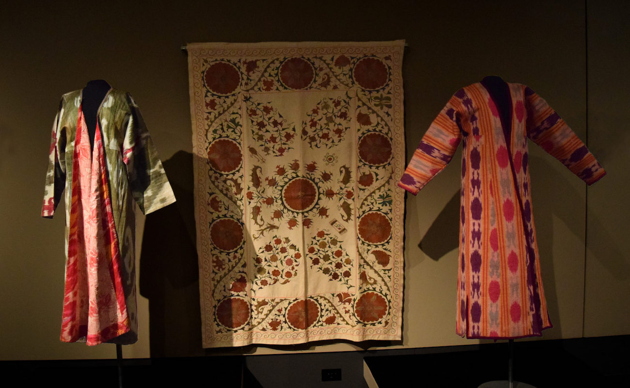 Pieces from Teaching with Textiles