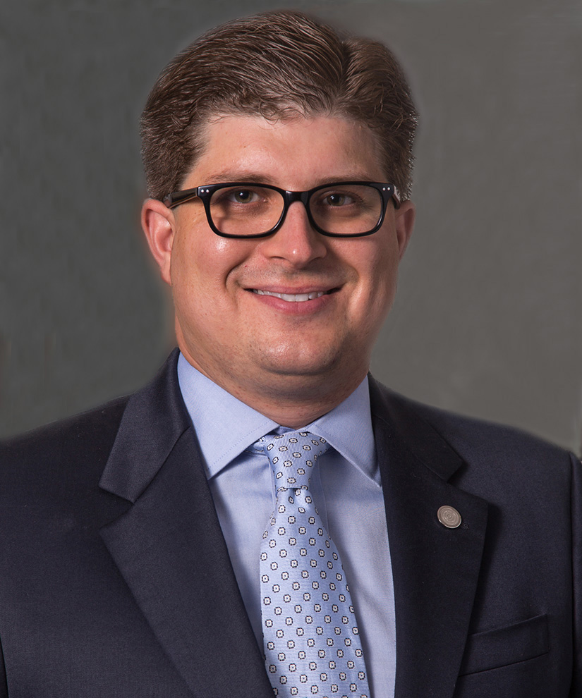 Portrait of Andrew Persch