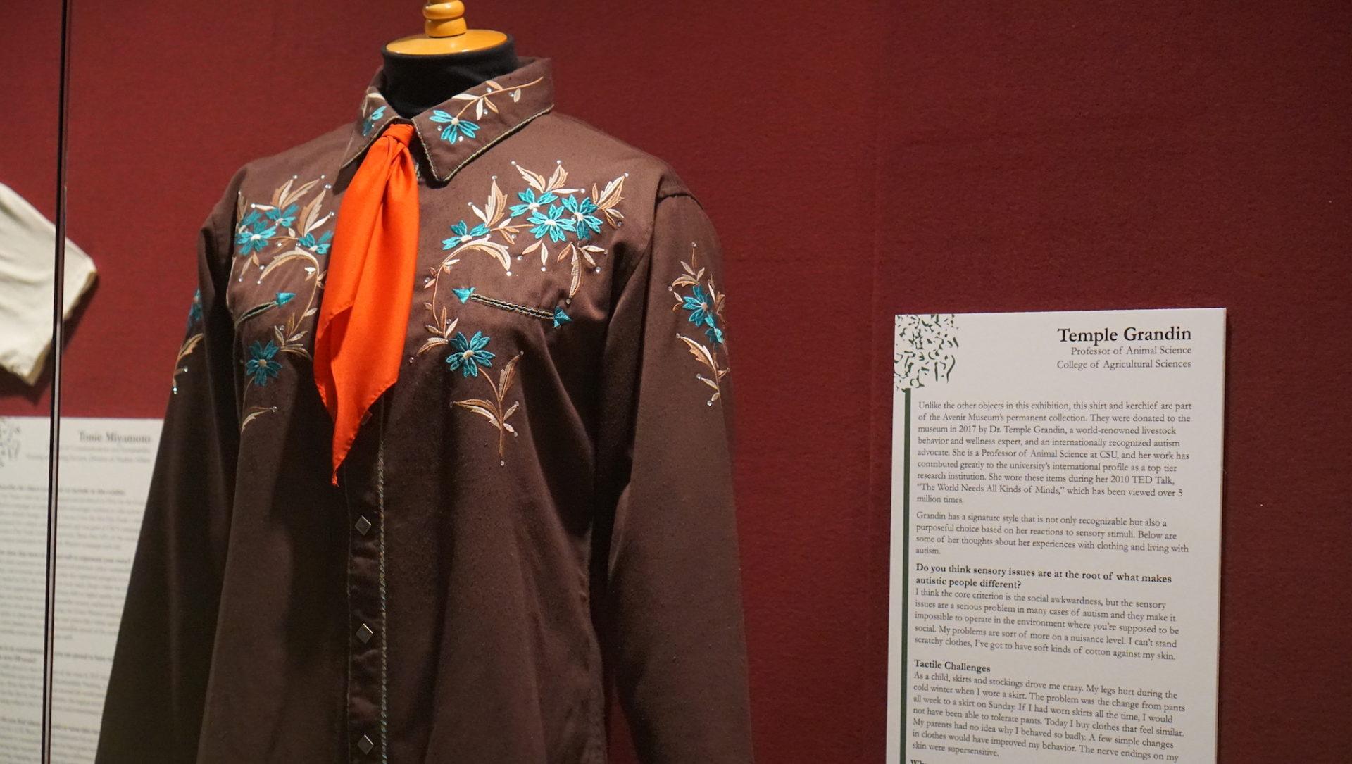 Temple Grandin shirt
