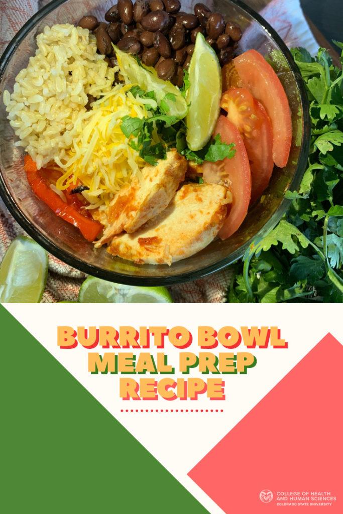 Burrito Bowl Meal Prep Recipe