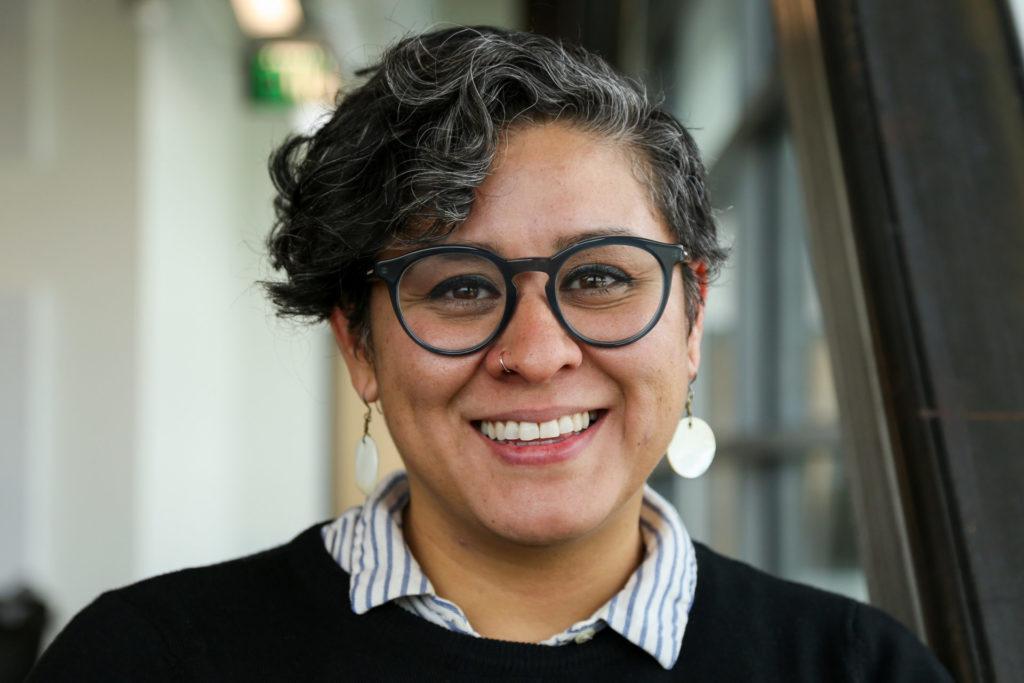 Christine Vega portrait