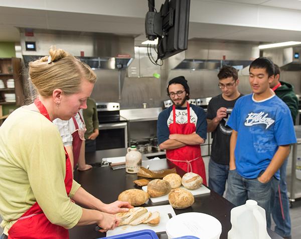 High altitude baking at CSU