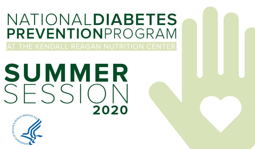 National Diabetes Prevention Program summer session 2020 beings June 9