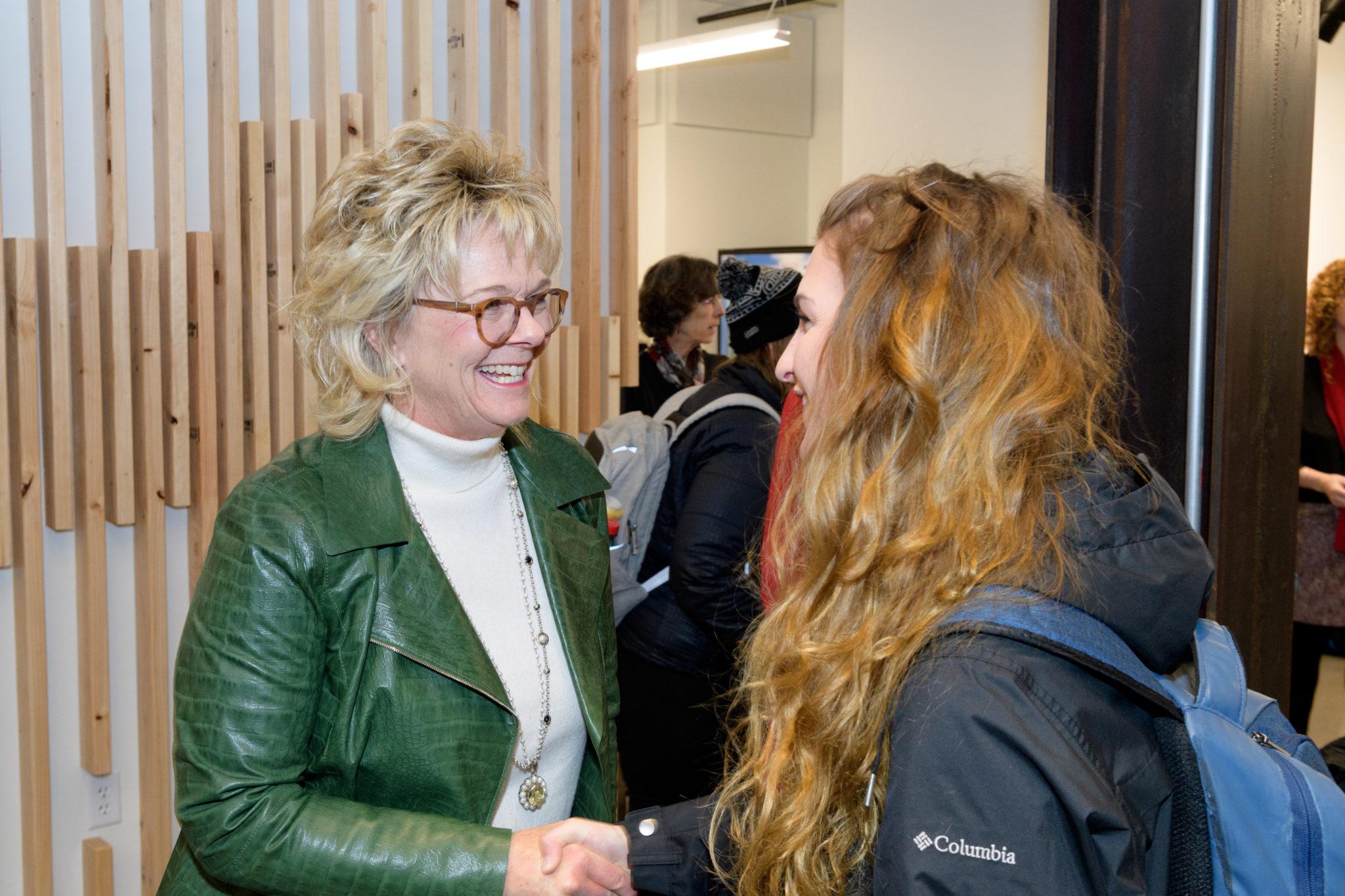 2019 Nancy Richardson Design Center Opening