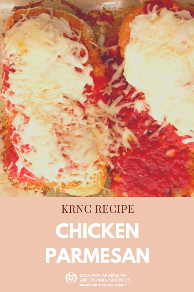 Chicken Parmesan KRNC Recipe.