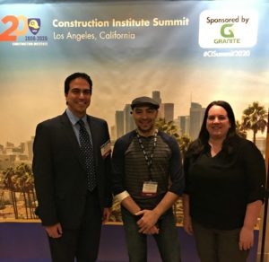 Ozbek, Mehany, Arneson at ASCE Conference