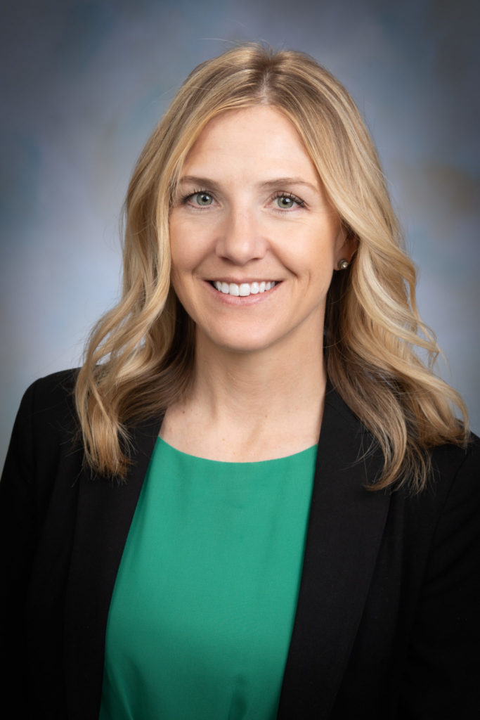 Heather Leach in a professional head shot