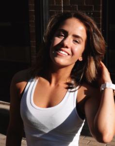 Tiana Hernandez smiling in sunlight