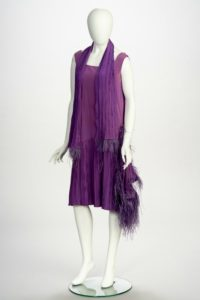 Professionally photographed Purple Dress 1920s