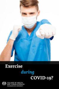 Exercise during Covid-19?