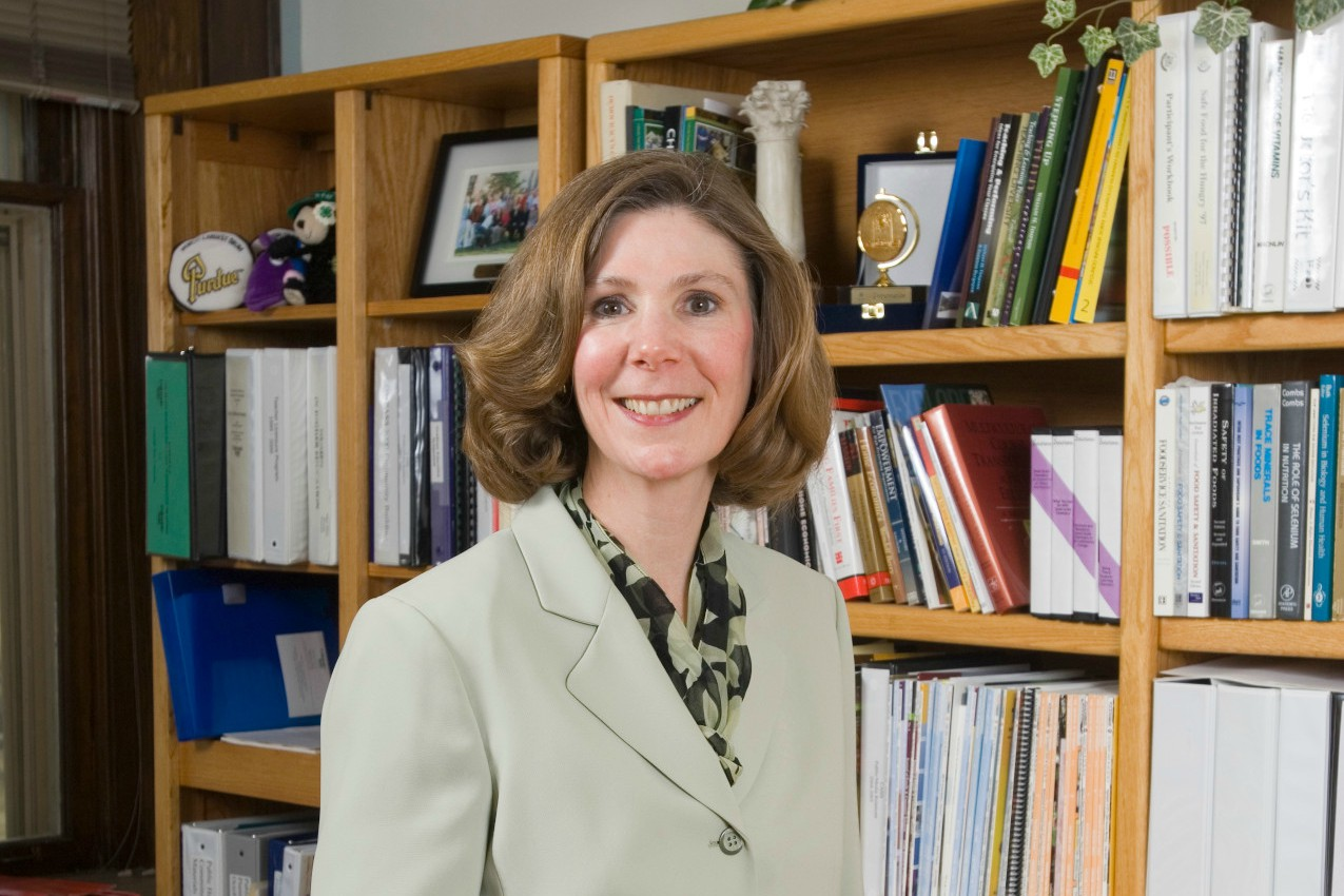 April Mason, Dean of the College of Applied Human Sciences, Colorado State University