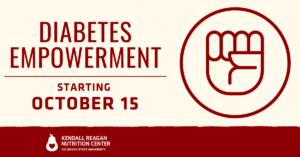 diabetes empowerment graphic