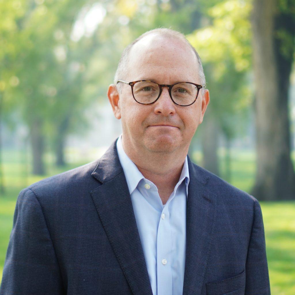 Paul Goodrum portrait photo