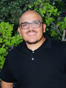 Luis Rojas Sanchez portrait photo