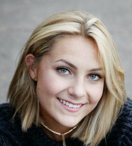 Kaitlin Dailey portrait photo