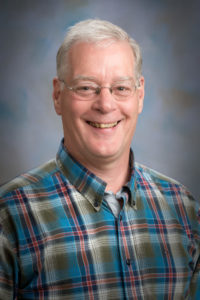 Portrait of David MacPhee
