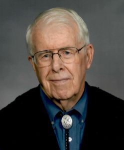 James W. Young, CM former faculty