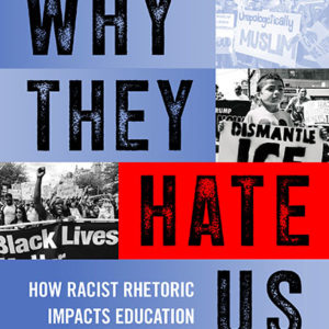 'Why They Hate Us' book cover