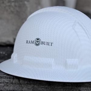 Ram Built Hardhat
