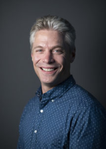 Headshot of Nate Riggs, Executive Director of CSU's Prevention Research Center